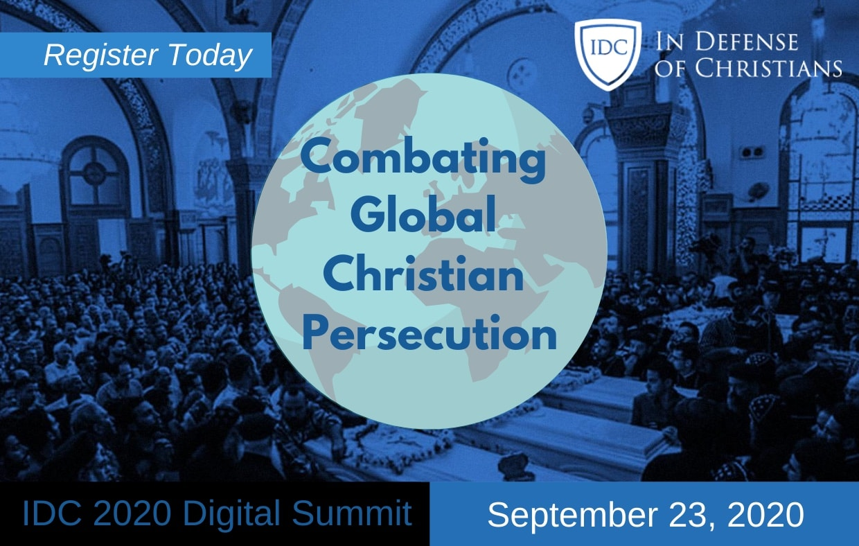 IDC – Combating Global Christian Persecution – 9.23.2020
